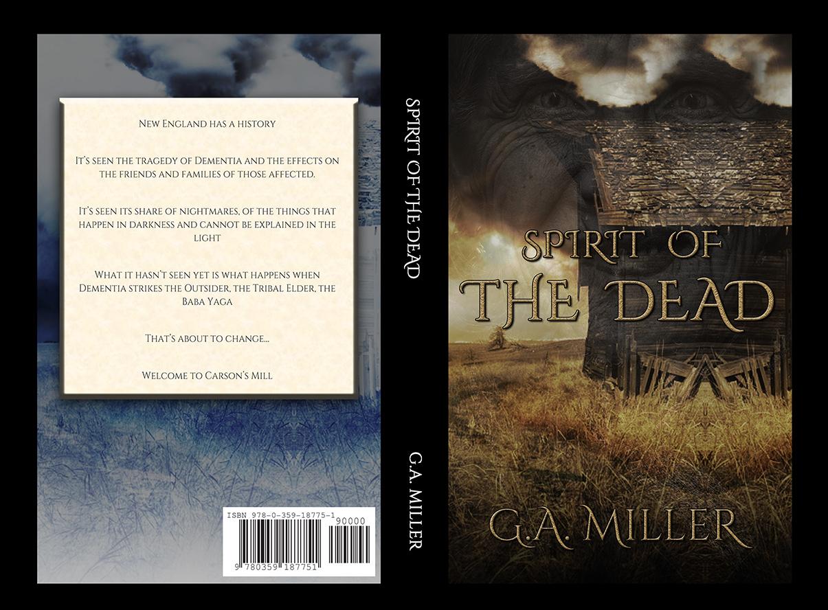 Spirit Paperback Cover